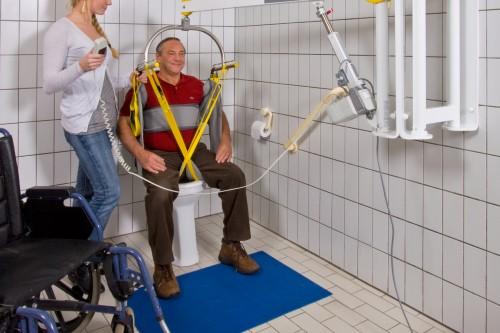 Handi-Move  - Standard spreader bar , Wall lift , Hygiene sling