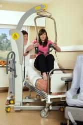 Handi-Move  - Mobile hoist 2600 (Victor) , Handi-Move Body Support®