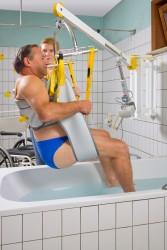 Handi-Move  - Standard spreader bar , Wall lift , Bathing sling