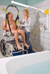 Handi-Move  - Classic spreader bar , Wall lift , Bath seat PVC
