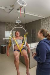 Handi-Move  - Ceiling motor , Combi spreader bar , Digital scale , Bathing sling